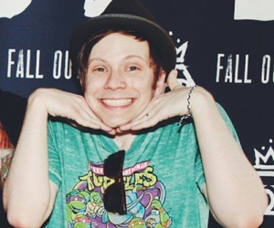 patrick stump and fall out boy image