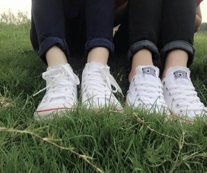 converse, friend, and ginogorjess image