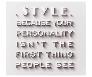 style, people, and personality image