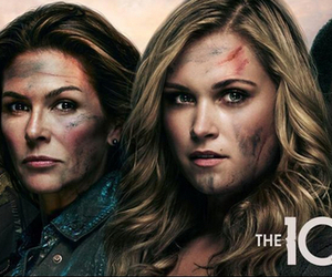 the 100 and bellamy image