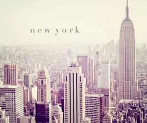 new york, city, and Dream image
