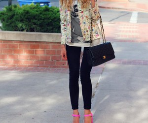 campus, fashion, and outfit image