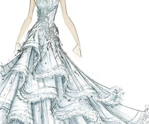 dress, katniss everdeen, and katniss image