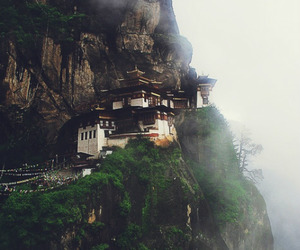pretty, travel, and mountin image