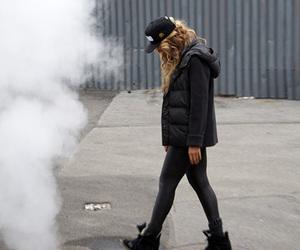 boy, smoke, and swag image
