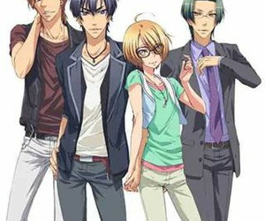 rei, love stage, and ryouma image