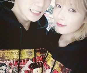 troublemaker, hyuna, and hyunseung image