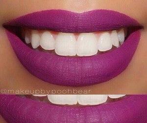 lipstick and love image