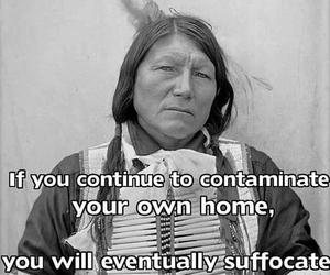 native, native american, and truth image