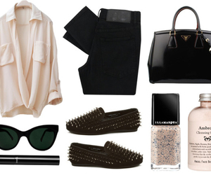 accessories, bag, and clothes image