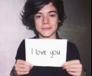 cantante, text, and Harry Styles image
