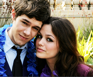the oc, rachel bilson, and adam brody image