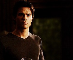 Hot, love, and the vampire diaries image