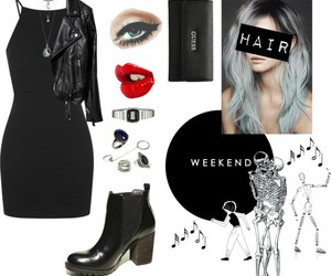 clothes, club, and fashion image