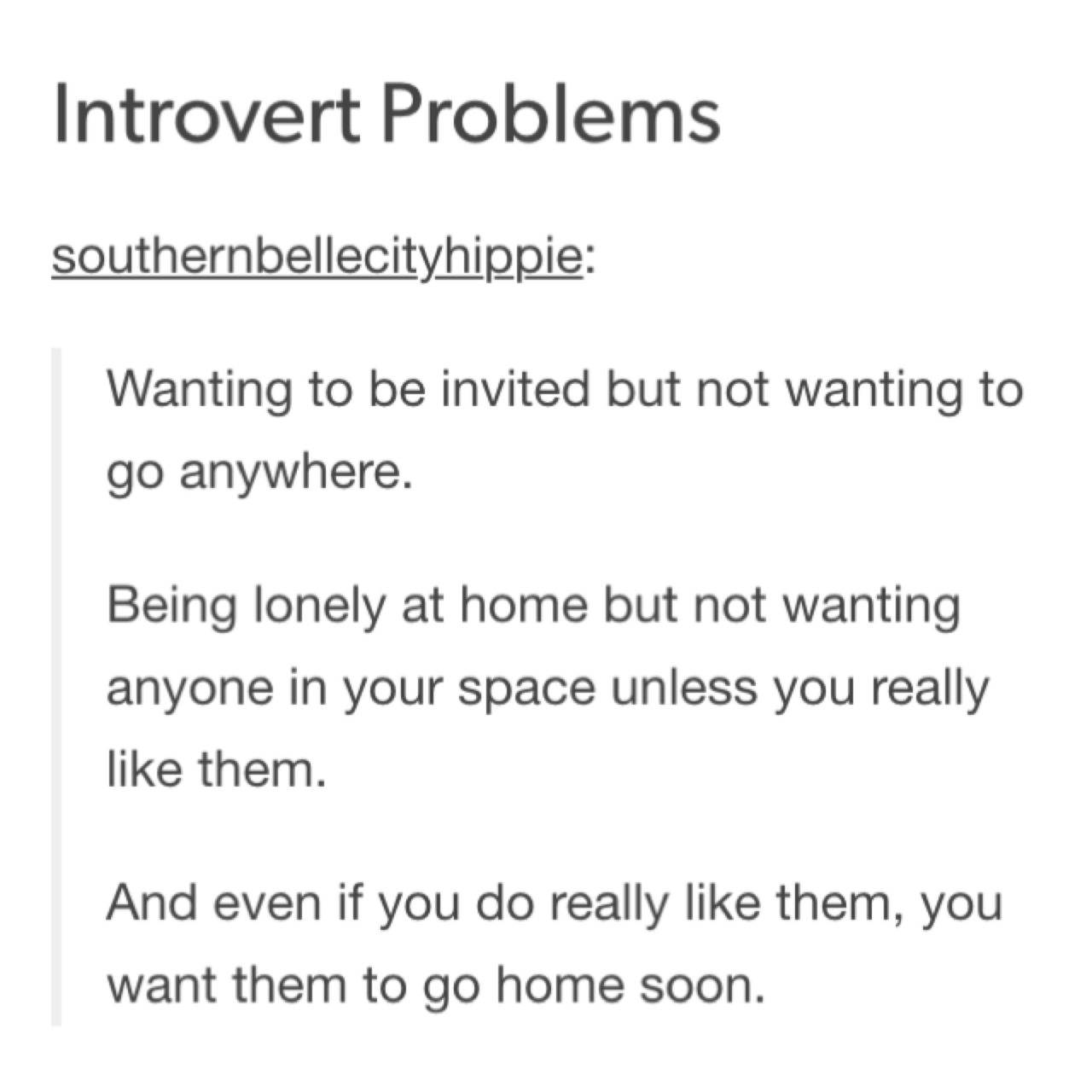 image about quotes in introvert by aphrodite on we heart it
