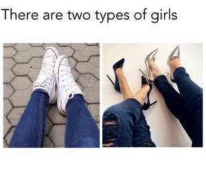 girl, shoes, and converse image
