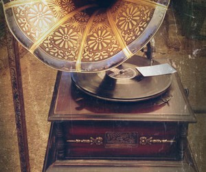 antique and music image
