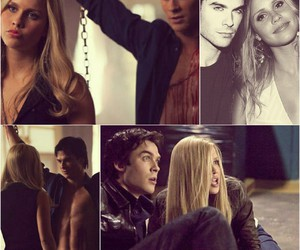 ian somerhalder, smile, and The Originals image