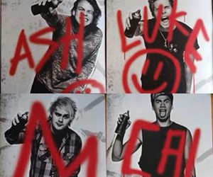 5sos, ashton, and LUke image