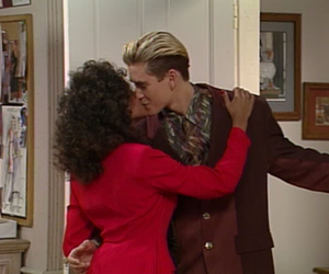 kiss and saved by the bell image
