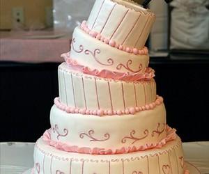 cake, wedding, and funny image