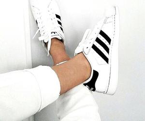 adidas, chic, and design image