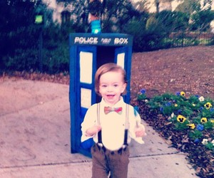 cosplay, doctor who, and bow ties are cool image