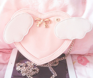 accessories, Otaku, and pink pastel image