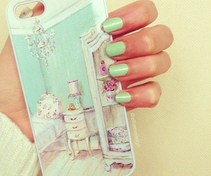 case and nails image