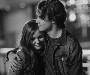 if i stay, love, and boyfriend image