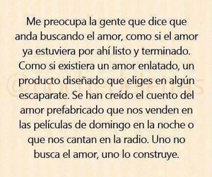 love, frases, and construir image