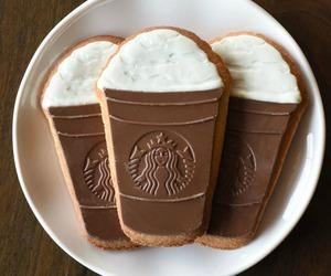 starbucks, food, and chocolate image