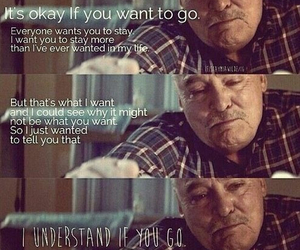 if i stay, grandpa, and quote image