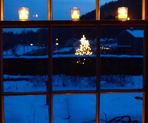 candles, jul, and christmas image