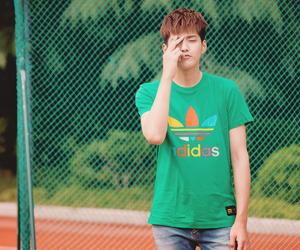 kris, exo, and kpop image
