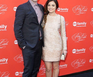 picture, lucy hale, and ian harding image