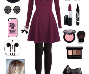 dress, nice, and fashion image