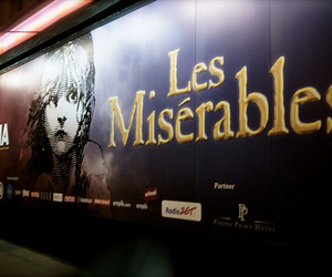 les miserables, theatre, and musical image