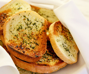 food, bread, and delicious image