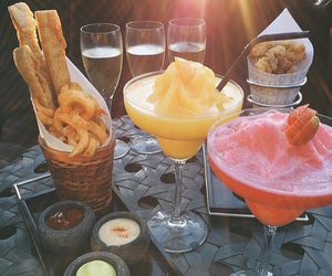 food, Cocktails, and drinks image