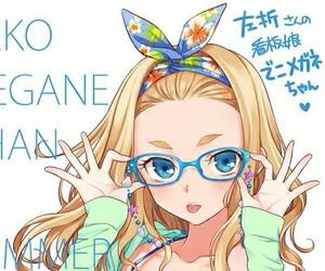 anime, kawaii, and nice image