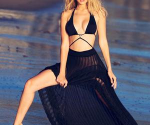 gigi hadid, model, and beach image
