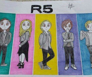 r5 and r5family image