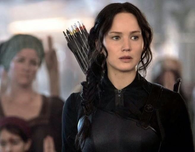 Jennifer Lawrence, mockingjay, and katniss everdeen image