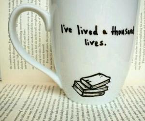 book, life, and mug image