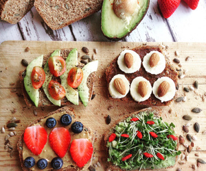 food, healthy, and recipes image
