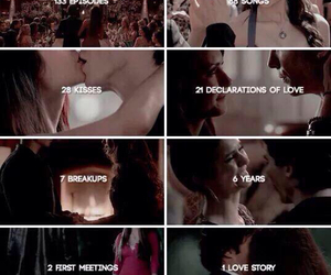 couples, goals, and elena gilbert image