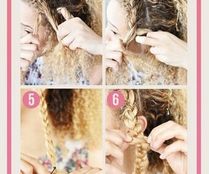 crown, hair, and hairstyles image