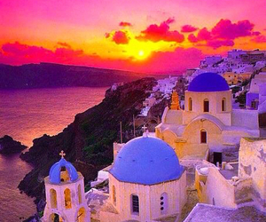 beautiful place, Dream, and Greece image