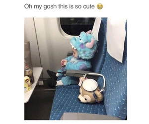 cute, baby, and adorable image